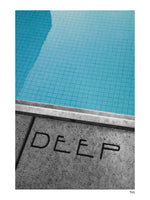 Poster: NEW YORK - Deep, by A chapter 5 - Caro-lines