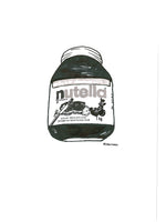 Poster: Nutella, by Discontinued products