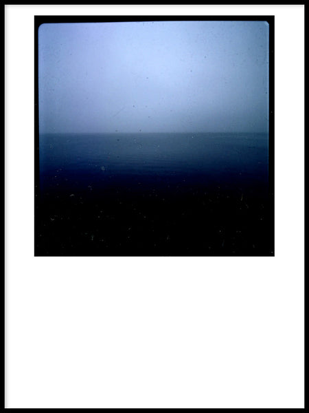 Poster: Ocean I, by Discontinued products