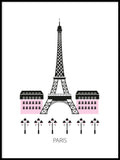 Poster: Paris, by Forma Nova