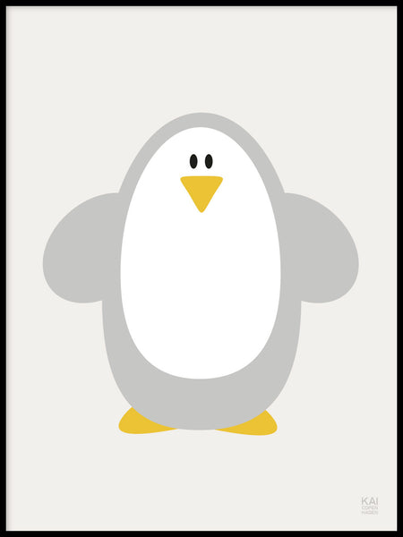 Poster: Penguin, by Discontinued products
