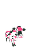 Poster: Pink cow, by Discontinued products