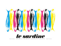 Poster: Sardines, by Discontinued products