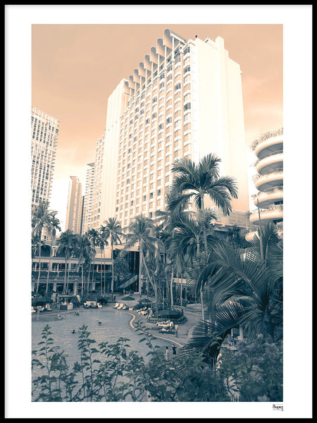 Poster: SINGAPORE - City Break, by A chapter 5 - Caro-lines