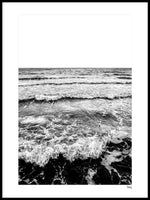 Poster: FALSTERBONÄSET - Waves, by A chapter 5 - Caro-lines
