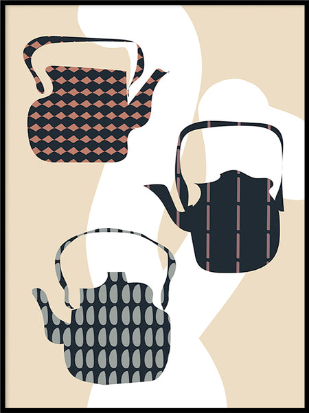 Poster: Tea, by LIWE