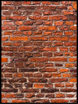 Poster: Bricks #1, by Patrik Forsberg