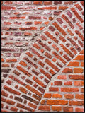 Poster: Bricks #2, by Patrik Forsberg