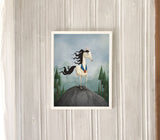 Poster: The Horse, by Discontinued products