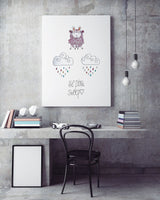 Poster: The Pink Sheep, by Discontinued products