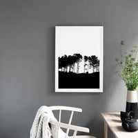 Poster: Tree II, by Discontinued products