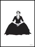 Poster: Wall of Femme: Frida Kahlo, by Discontinued products