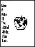 Poster: World, by Sofie Staffans-Lytz