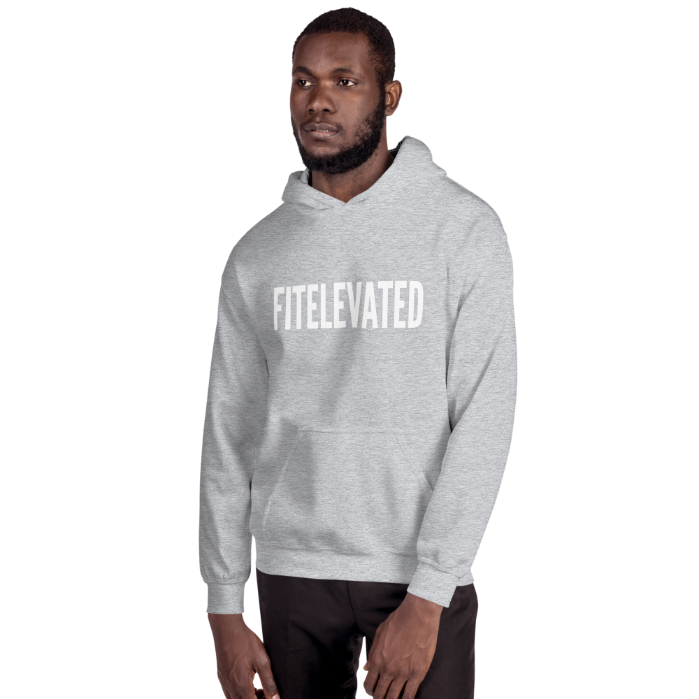 FITELEVATED Hooded Sweatshirt-unisex