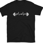 Barbell Workout T-shirt