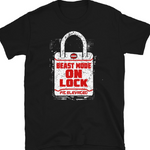 Beast Mode on Lock T-shirt