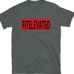 FITELEVATED Fitness T-shirt