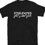 FITELEVATED Workout Gym Grind T-shirt