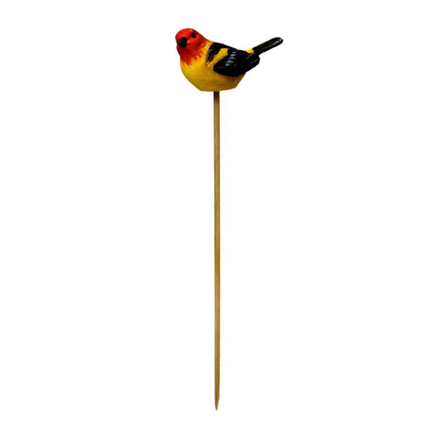 Little Oriole Bird Figurine