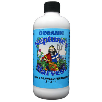 Neptunes Harvest Fish and Seaweed Supplement - 32 oz (Quart)