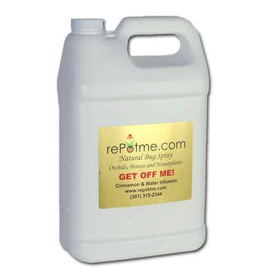 GET OFF ME! Natural Pest Control - Refill Bottle