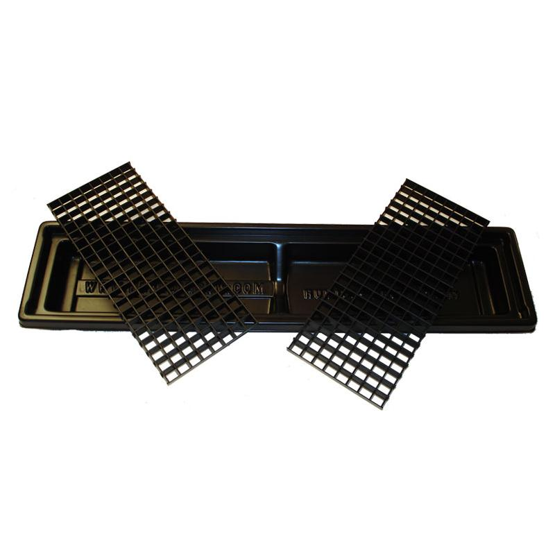 Slim Dual Grate Humidi-Grow Humidity Tray