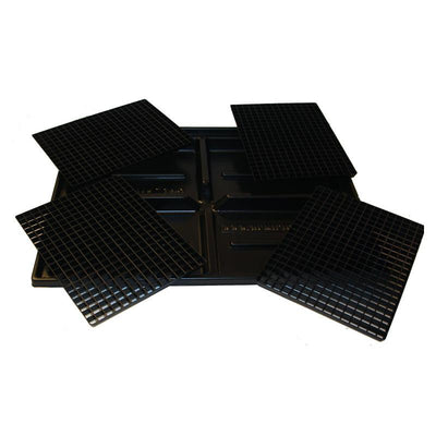 Quad Grate Humidi-Grow Humidity Tray