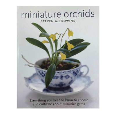 Miniature Orchids - CD