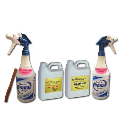 Two Step Natural Pest Treatment
