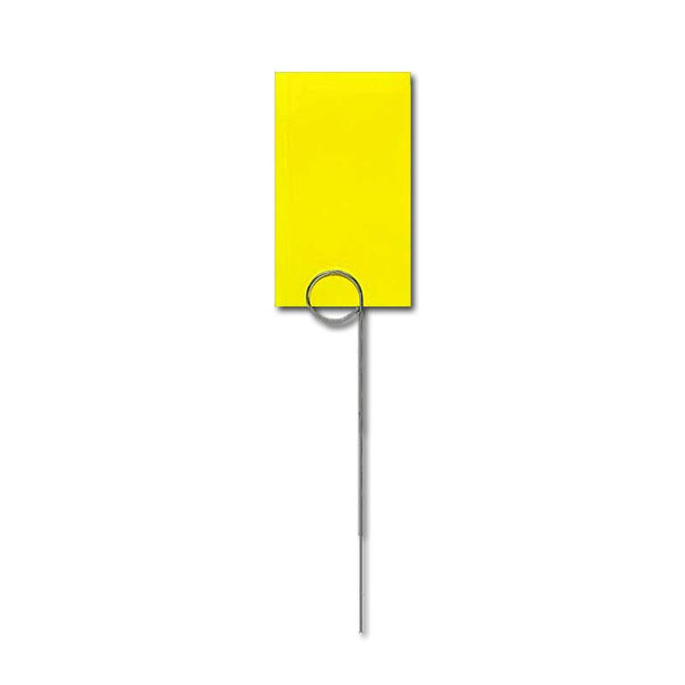 Yellow Sticky Traps + Wire Stands