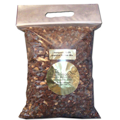 Inorganic 75/25 Mix - Imperial Bonsai Soil