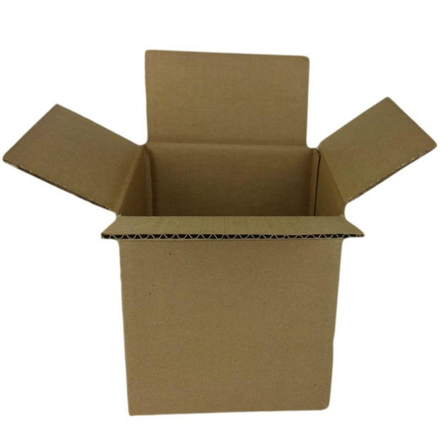 "7""x7""x7"" Corrugated Box"