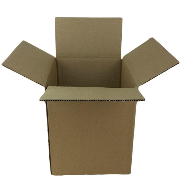 "8""x8""x8"" Corrugated Box"