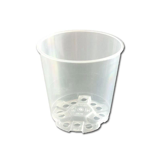 "2.25"" Crystal Clear Orchid Pot"