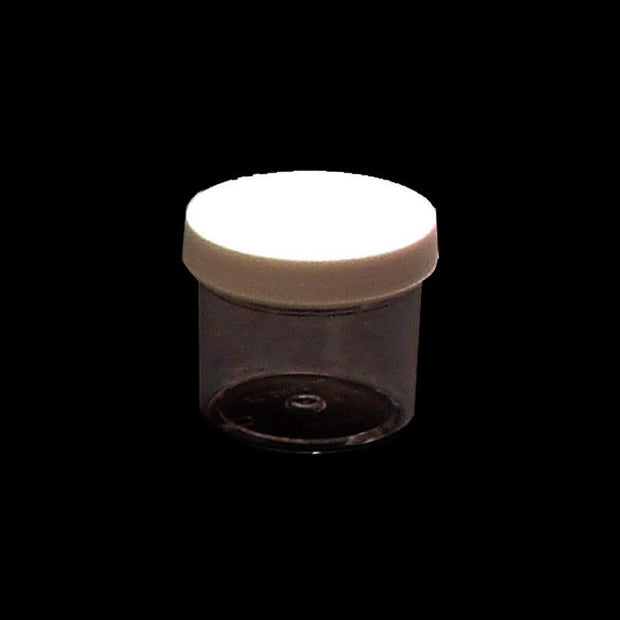Clear Plastic Container - 2 oz