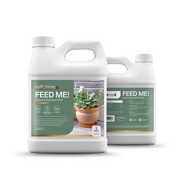 FEED ME! Cactus and Succulent Food - 32 oz