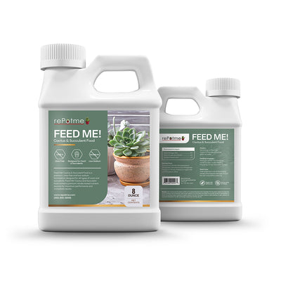 FEED ME! Cactus and Succulent Food - 8 oz