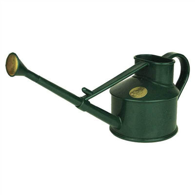 Haws .75 Quart Plastic Watering Can - Green