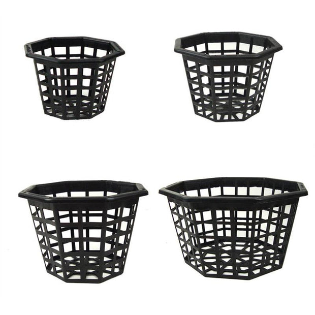 Octagonal Net Basket - Growers Assortment