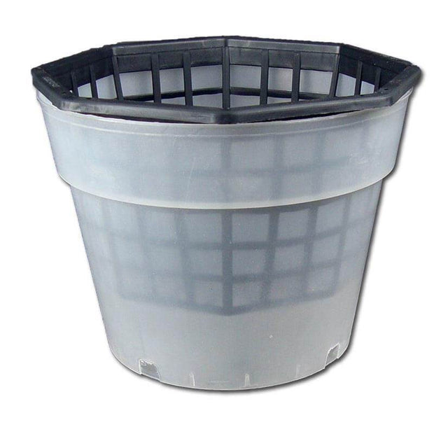 "10"" Oxygen Core Dual Octagon Pot"