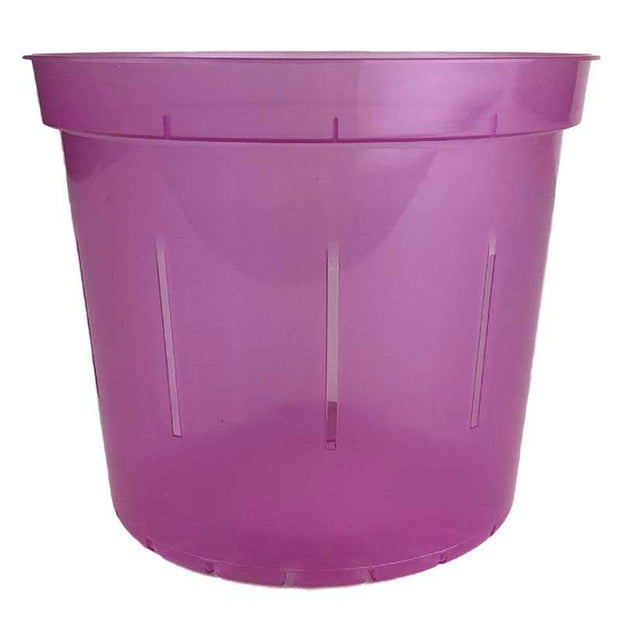 Rose Quartz Slotted Violet Pot - Slot-Pots