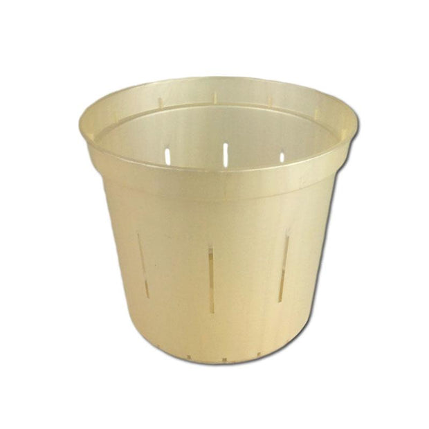 Golden Creme Slotted Violet Pot - 4 Inch - Slot-Pots