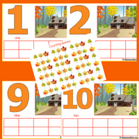 Fall Counting Packet