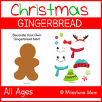 Make Your Own Gingerbread Man