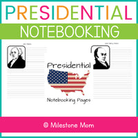Presidential Notebooking