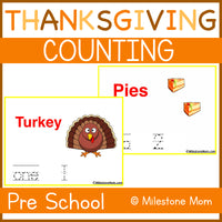 Thanksgiving Counting