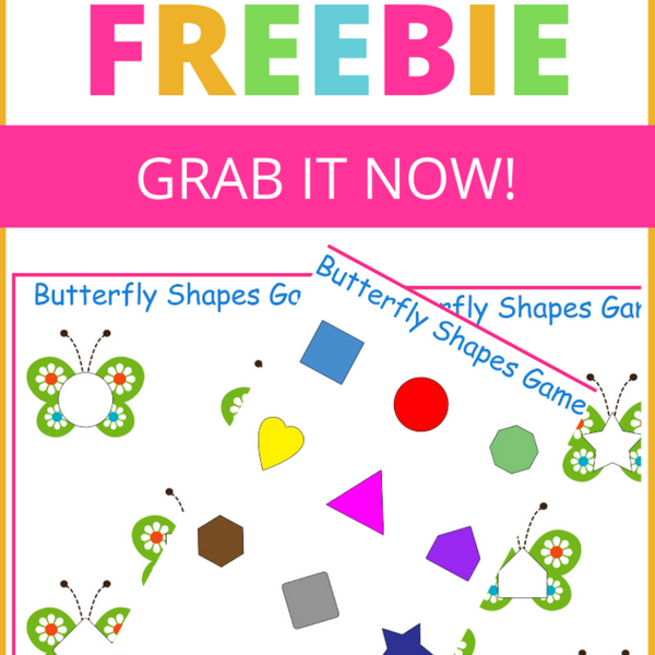 FREE Butterfly Shape Matching