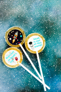 Space Party Favors