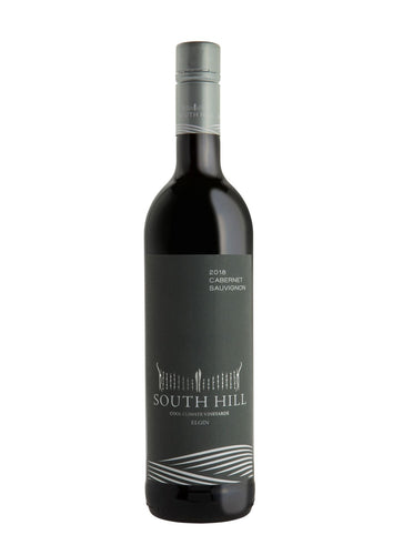 South Hill Cabernet Sauvignon 2018 - R150.00 per bottle