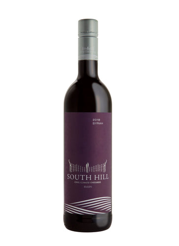 South Hill Syrah 2018 - R155.00 per bottle